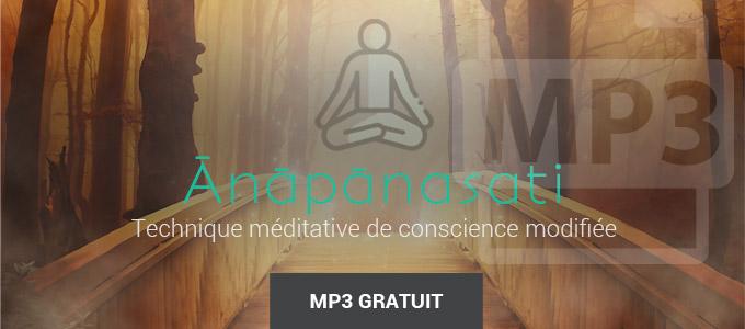 Technique de méditation anapanasati