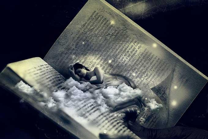 Femme reves livres