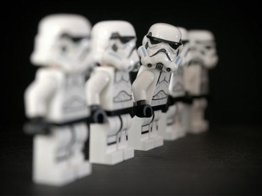 Individuation etre different stars wars