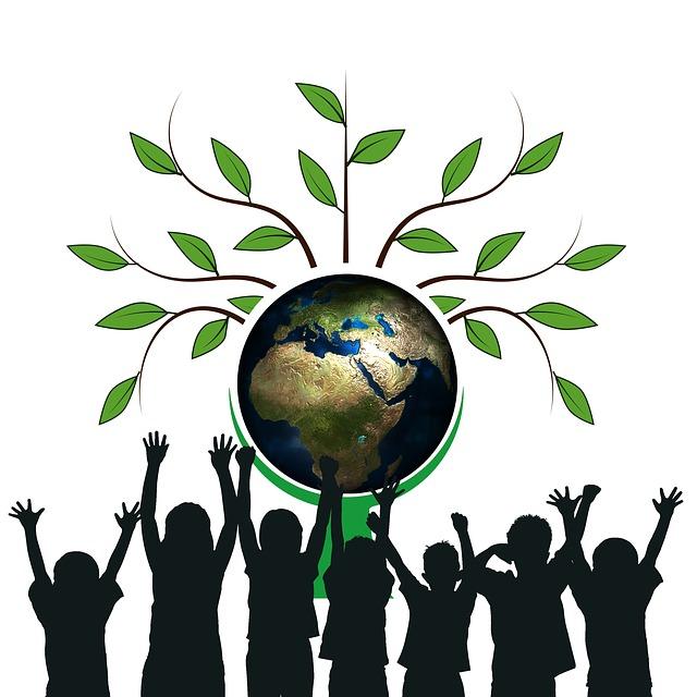 enfants protection planète