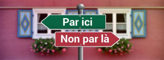 choix de direction