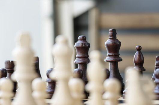 jeu-échec pion roi reine
