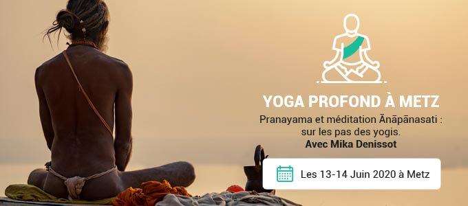 Yoga a metz