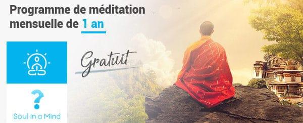 programme de meditation gratuite avec mika denissot