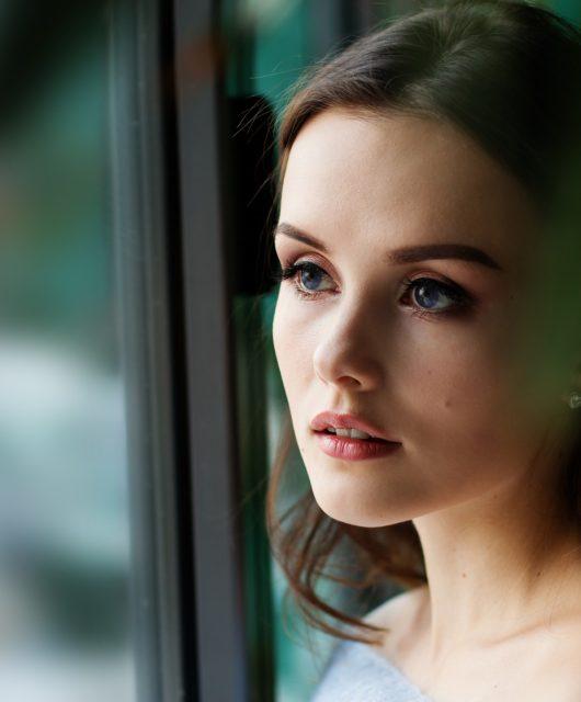 reflet femme jeune vieille quel âge mika denissot croissance personnelle