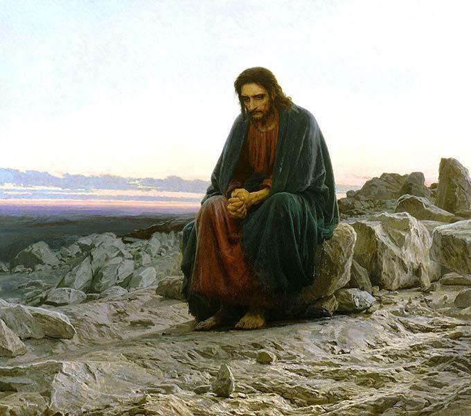 Jesus amour