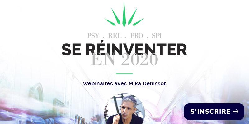 Webinaires Mika Denissot 2020