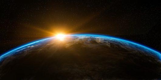 La terre - le monde vue du ciel