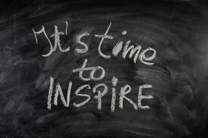 Inspiration intuition