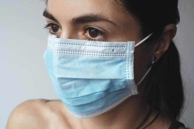 Covid19 masque coronavirus