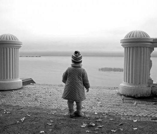 Enfant avenir grand reset effondrement