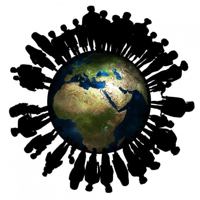 Planete terre surpopulation paradoxal vie